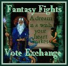 Fantasy Fights Vote Exchange!